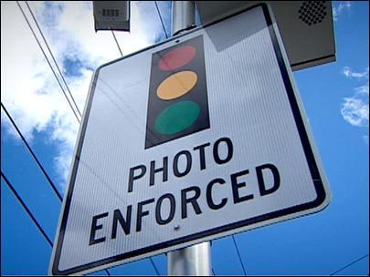 red light cams