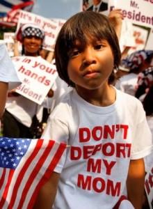 deport mom