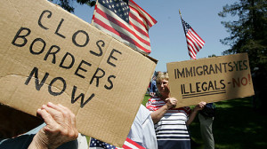 anti-immigration