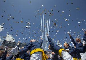 Air-Force-Academy-Graduation-Thunderbirds-Flyover