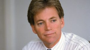 Former Ku Klux Klan Grand Wizard and former neo-Nazi David Duke, who is running for governor in Louisiana, is shown, Oct. 25, 1991. (AP Photo/Bill Haber)